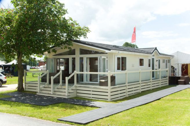 Static caravans for sale, Scotland