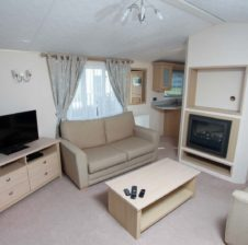 luxury caravan holidays