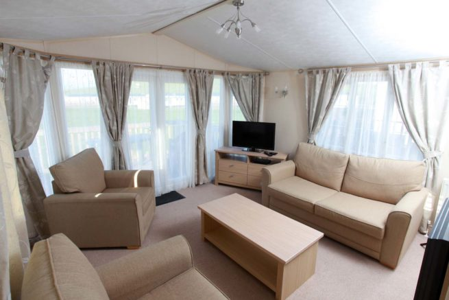 Luxury 2 bed Caravan