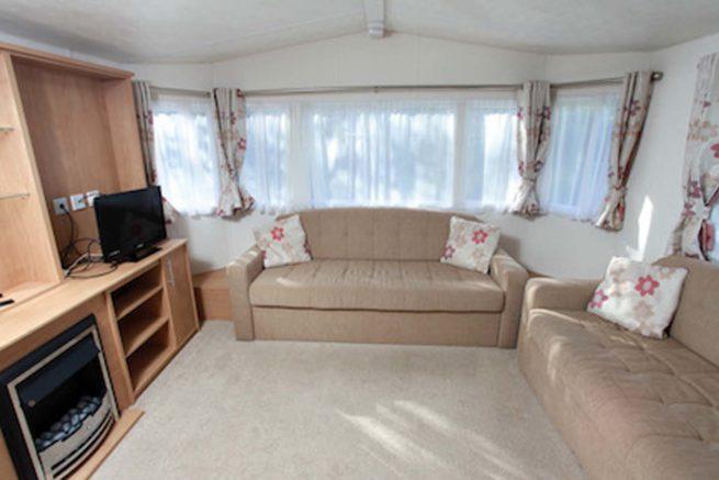 Comfort 3 bed Caravan